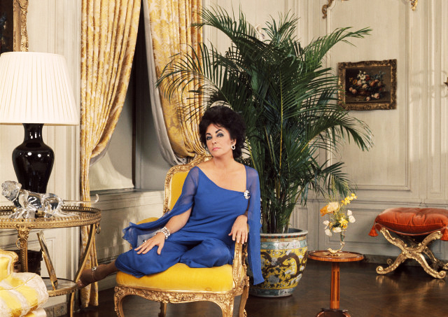 Celebrity Home Elizabeth Taylor S Home For Sale