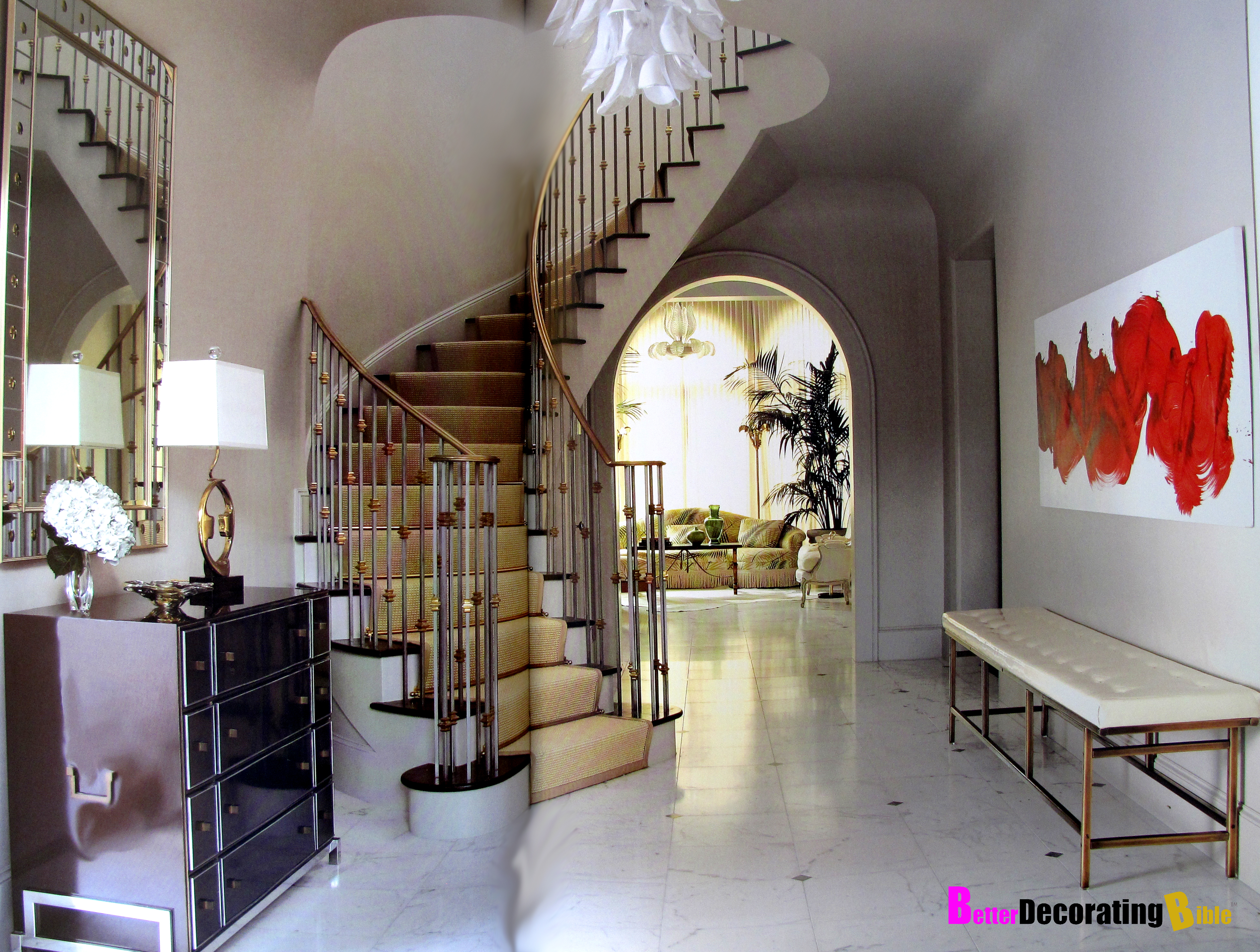 this is the related images of Glamorous Homes