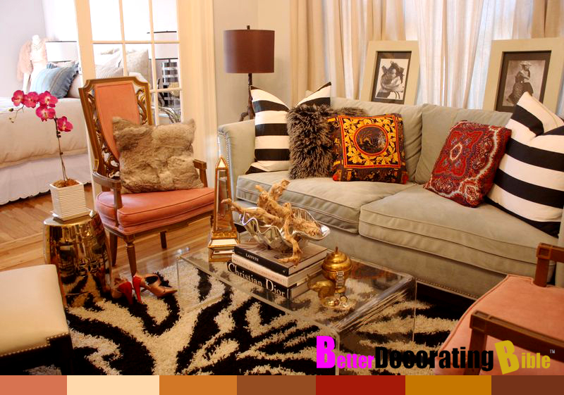 Chic Bohemian Decor Apartment | BetterDecoratingBible