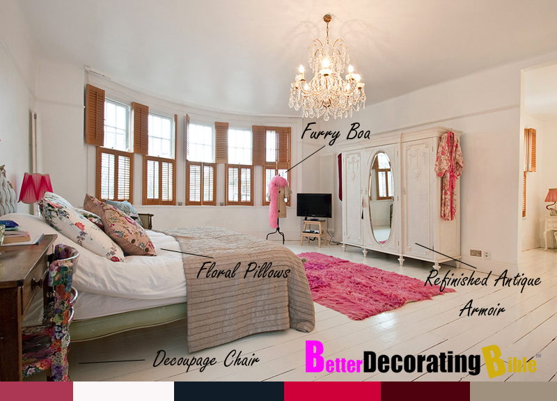 Girly bedroom ideas best home decorating ideas for Bedroom designs girly