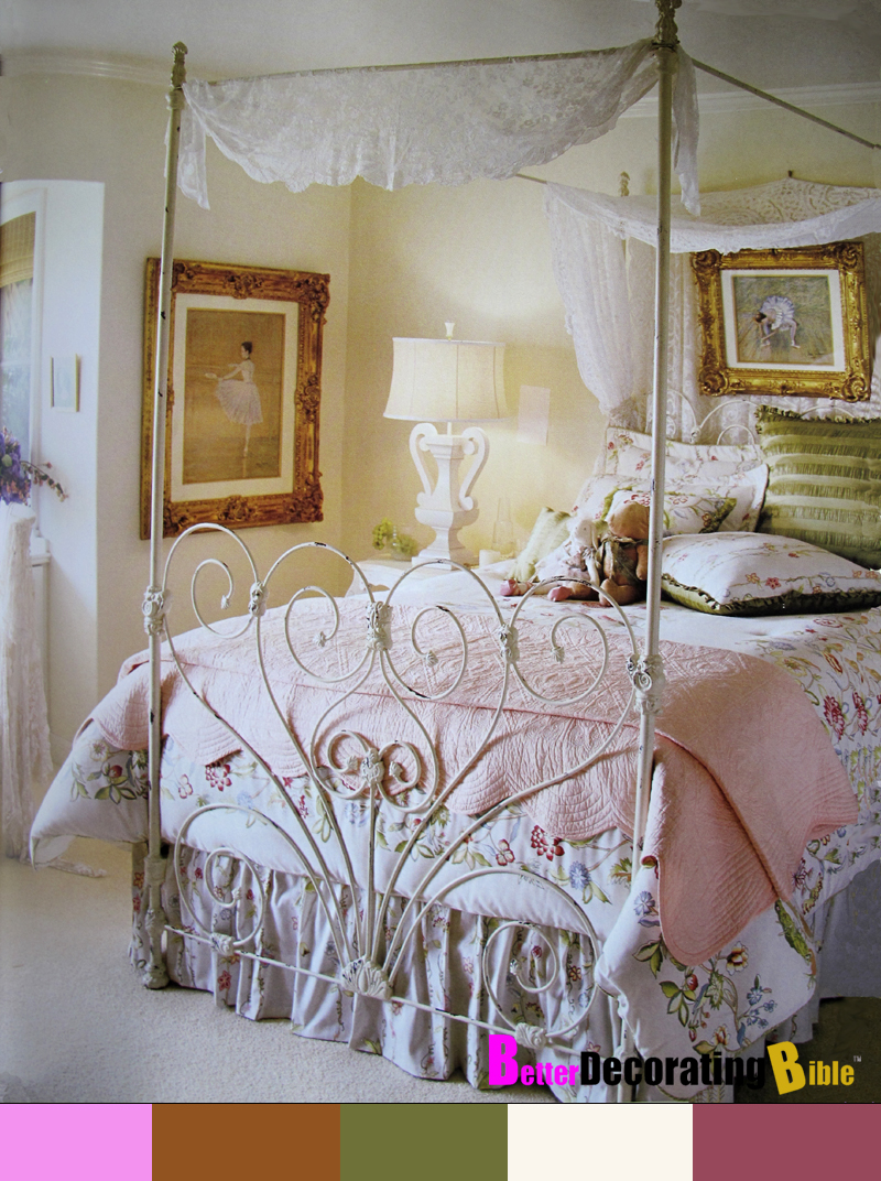 Four poster canopy bed for Diy poster bed