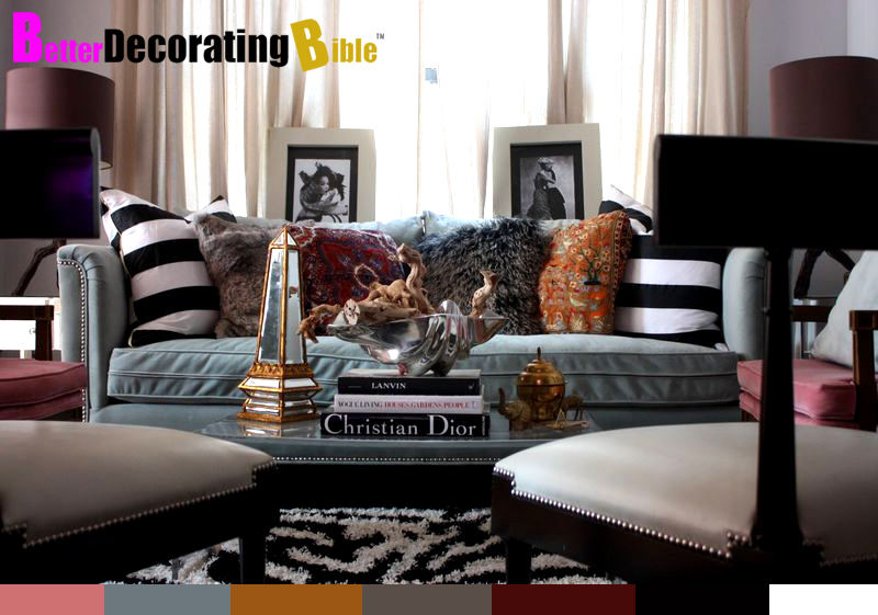 chic apartment decorthe flat decoration - Decorating An Apartment