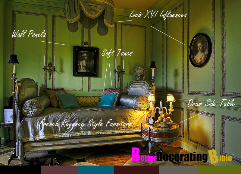 Boudoir style decorating bohemian better decorating bible blog ...