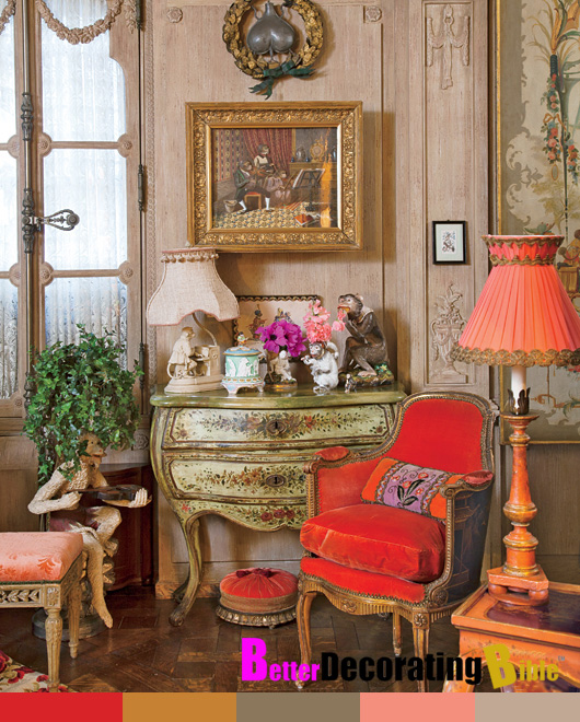 Celebrity Home Decor: Celebrity Home: Iris Barrel Apfel's New York City