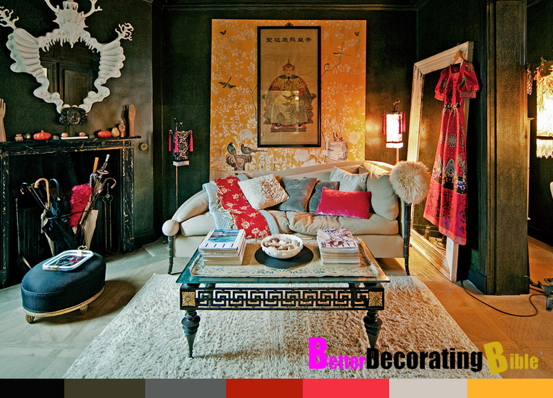 Bohemian Decorating in a Gypsy Style Home | BetterDecoratingBible