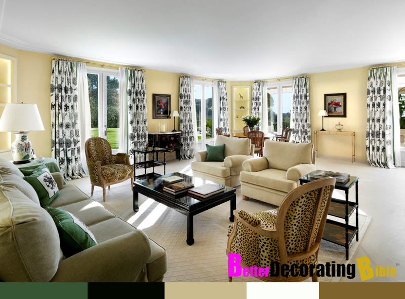 Animal Print Decorating Ideas | DECORATING IDEAS