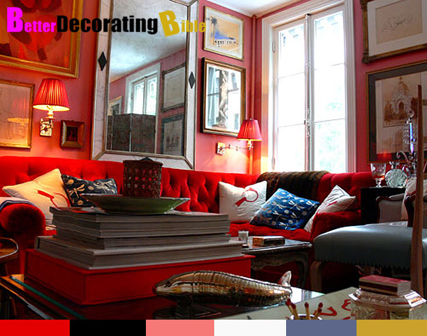 interior better decorating bible blog top apartment pop art kitsch