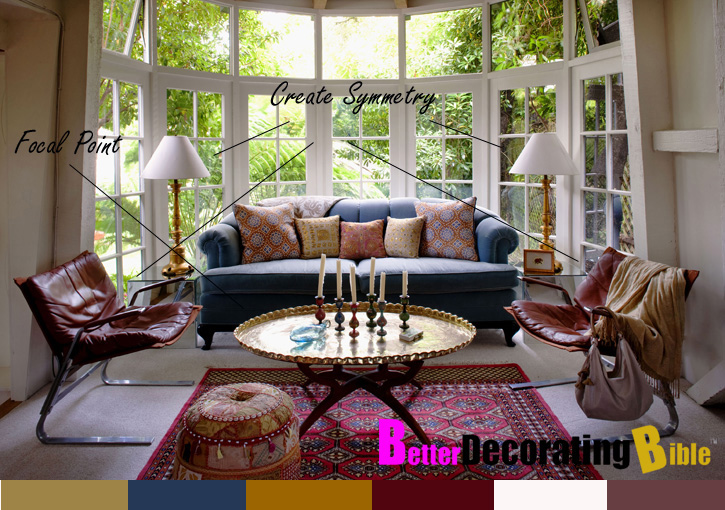 decorating a room on How To Decorate A Room With A Bay Window   Betterdecoratingbible