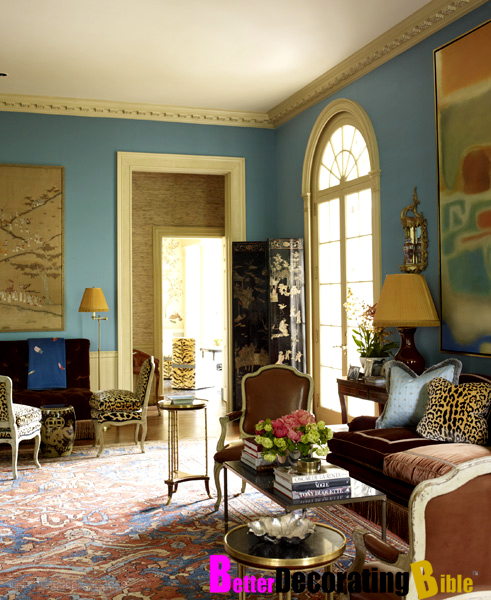 Southern Living Living Rooms: Easily Decorate A Gorgeous Southern Style Living Room