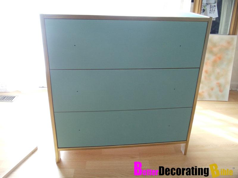 DIY Friday: Turn a $35 Ikea Dresser into a $3,000 one!