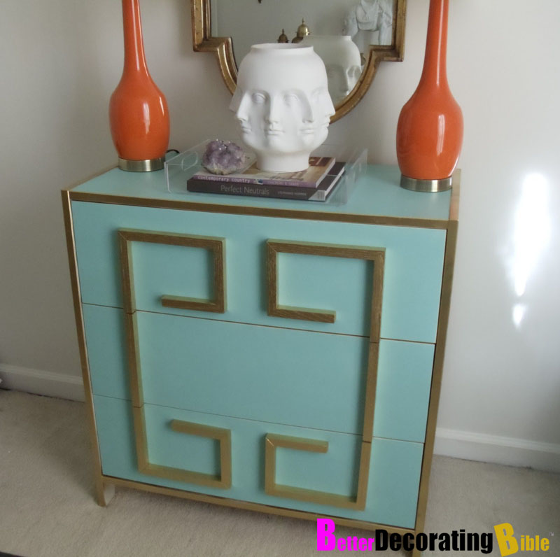 DIY Friday: Turn a $35 Ikea Dresser into a $3,000 one!