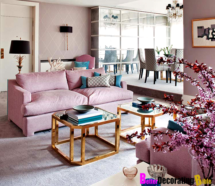 One Home, One Color – Decorating with Pink