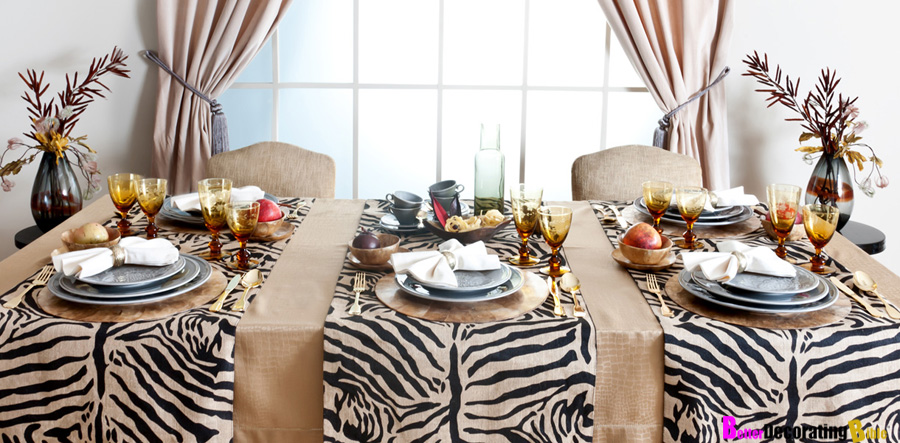Stylish holiday ideas for table d cor for Zara home christmas decorations