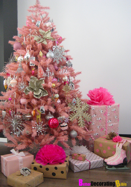 How to decorate a fabulous christmas tree for Christmas tree color schemes