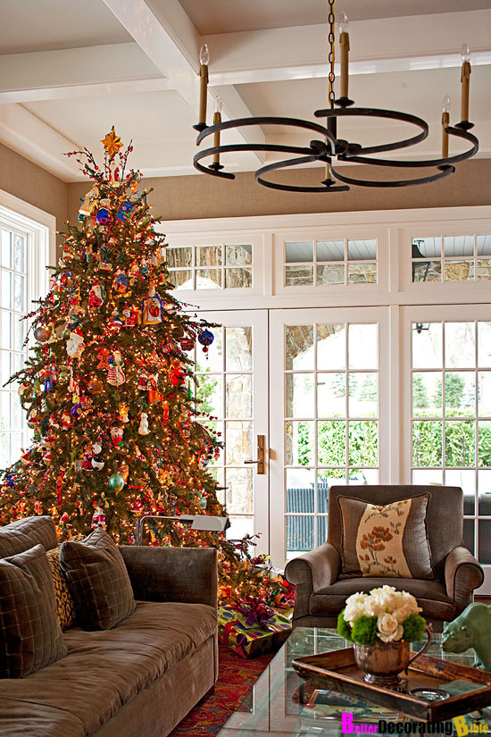 How To Decorate A Fabulous Christmas Tree ...