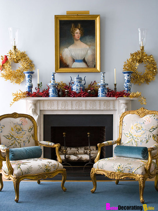 home decorating blogs living room home for christmas decorating for the best season of all 12674