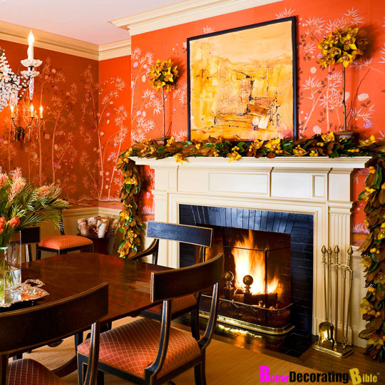 Living Room Ideas Red And Green: Decorating For The Best Season Of All