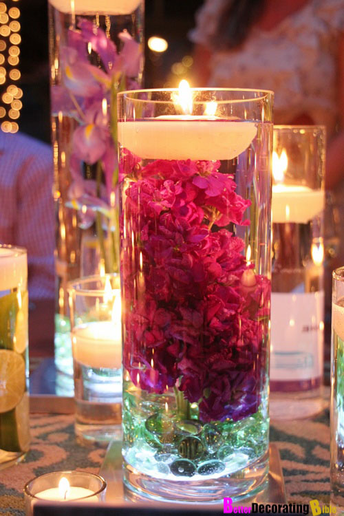 Excellent Glass Vases with Floating Candles Wedding Centerpiece Ideas 500 x 750 · 121 kB · jpeg