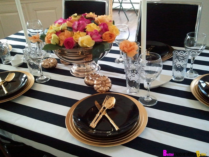 Elegant Tableware For Dining Rooms With Style: I Love This Suzy Q Better Decorating Bible Blog