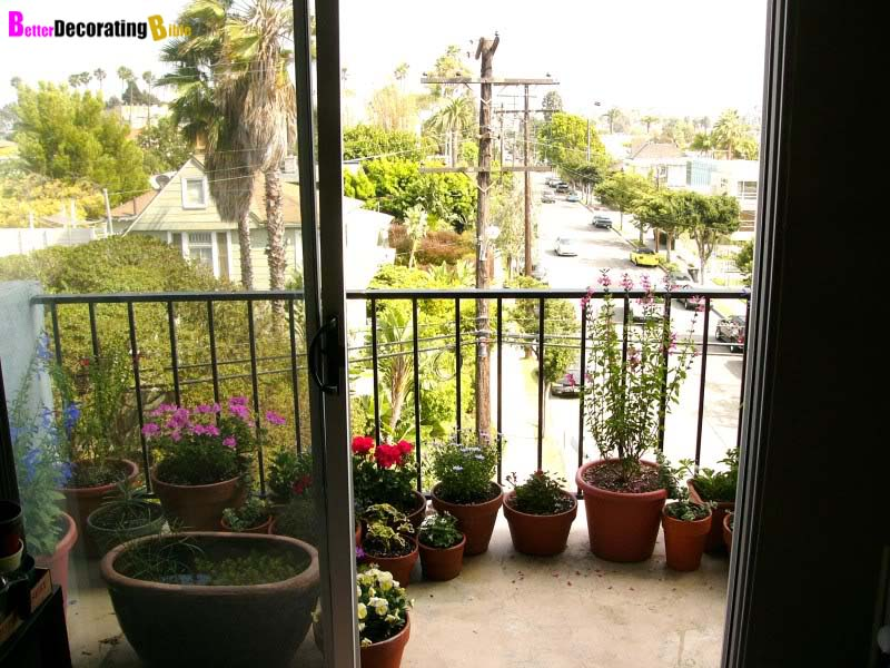 Diy friday how to build a city garden on your balcony for Garden design ideas blog