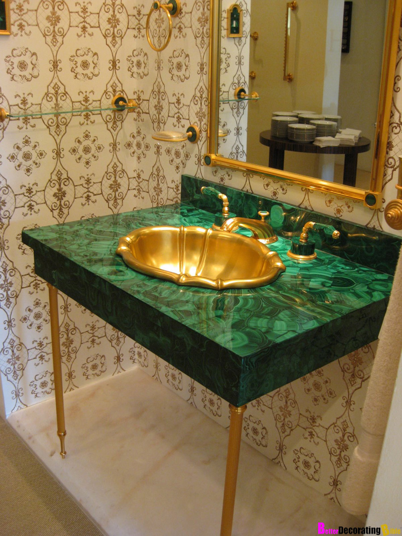 Green And Gold Marble : Pantone color of the year on pinterest emerald