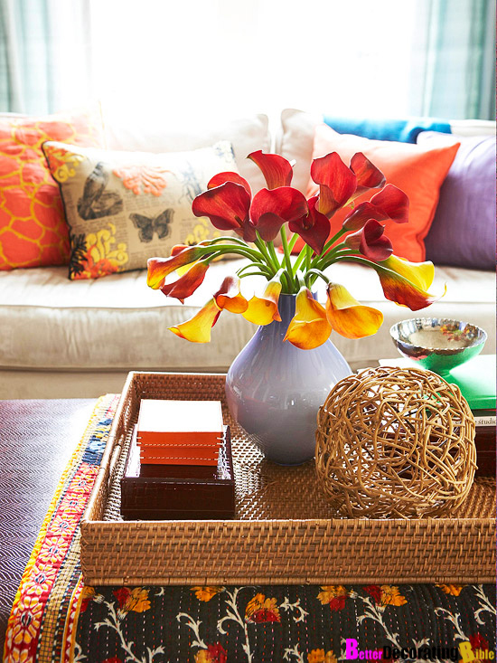 Home Interior Design 2015 Coffee Table Decorating Ideas