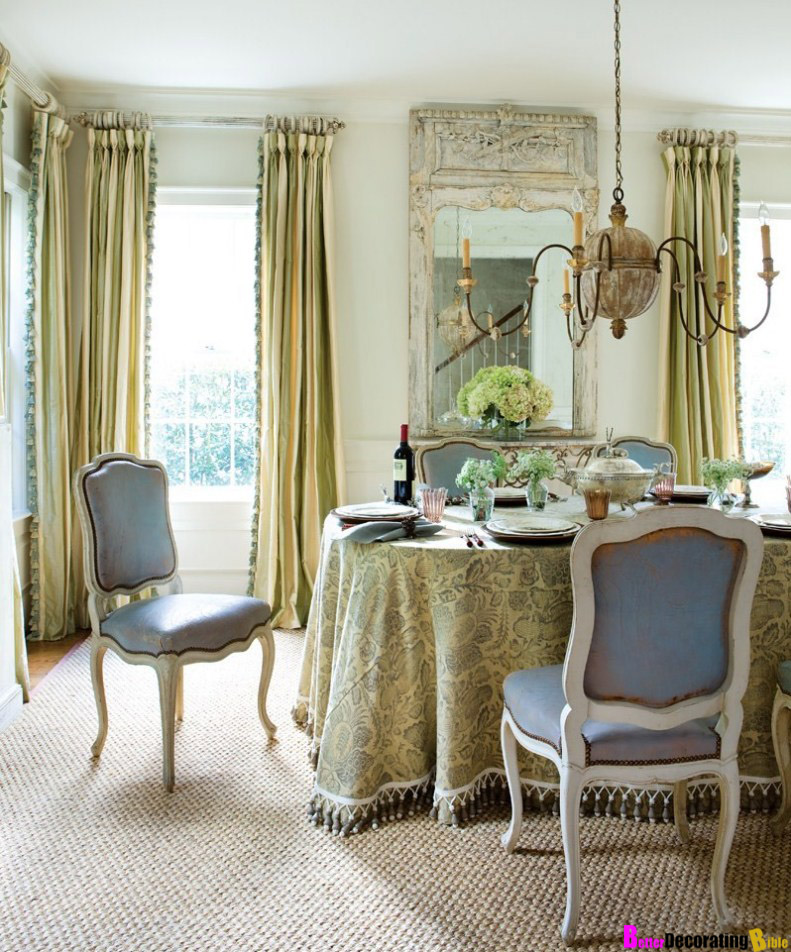 Great Blue and Yellow Dining Room 791 x 952 · 240 kB · jpeg