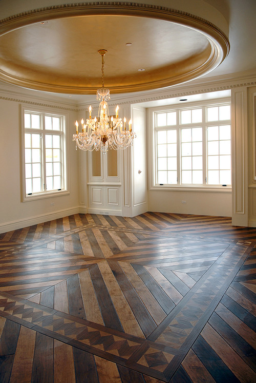 Hallway wooden flooring ideas modern diy art designs for Wood flooring ideas for living room