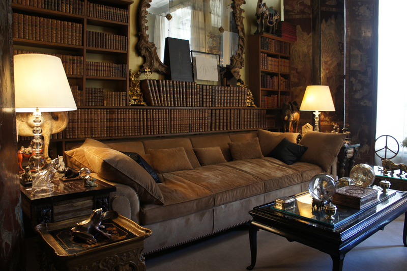 Coco Chanel S Living Room Tour
