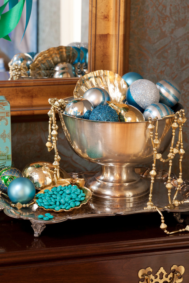 Try Something New Icy Blue Christmas Theme