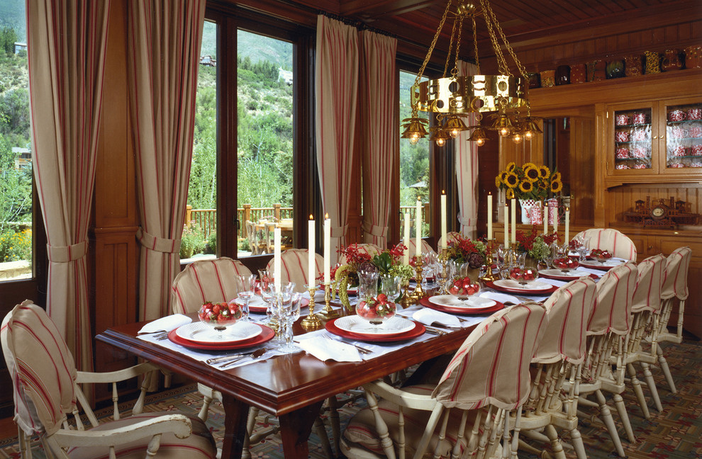 Houzz & How to Set a Trendy Table this Holiday Season ...