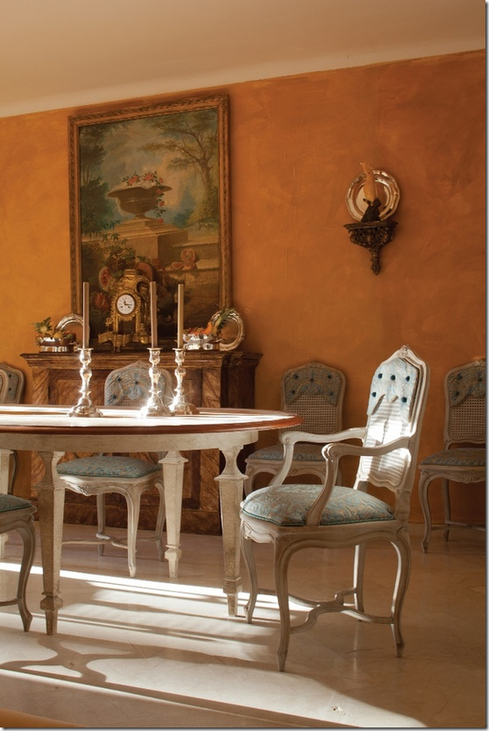 Sophisticated Spanish Style Interior Paint Colors Images Simple