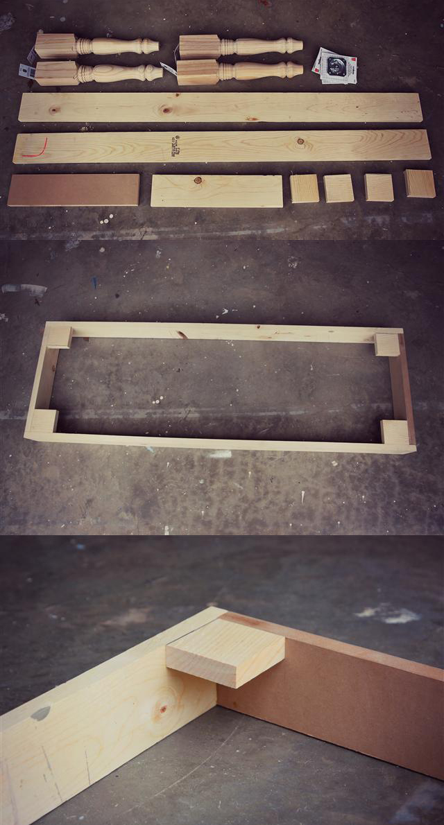 DIY Friday: Custom Bench in a Million Styles ...