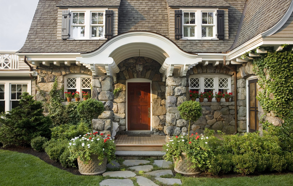 english cottage ideas walls hobbit happy hollow creek home