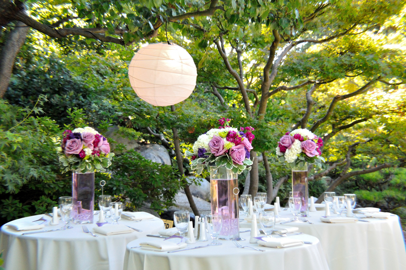 Gallery simple outdoor wedding reception ideas on a budget - Garden wedding decorations pictures ...