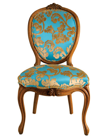 diy friday how to reupholster a louis xvi chair betterdecoratingbiblebetterdecoratingbible. Black Bedroom Furniture Sets. Home Design Ideas