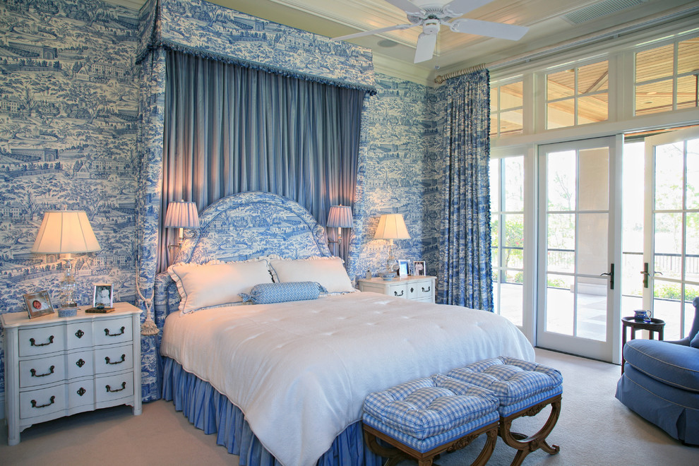1 color 1 room check out how these designers made it for French country girls bedroom ideas