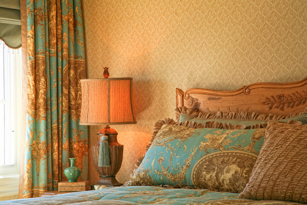 Blue Toile Decorating Ideas: 1 Color, 1 Room! Check Out How These Designers Made It