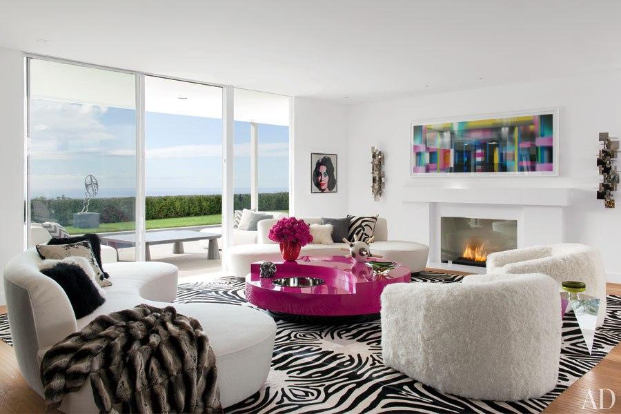 Celebrity Home A Sneak Into Elton John S Beverly Hills