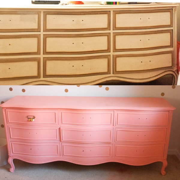 DIY Friday How To Update Old Bedroom Furniture - Update old bedroom furniture