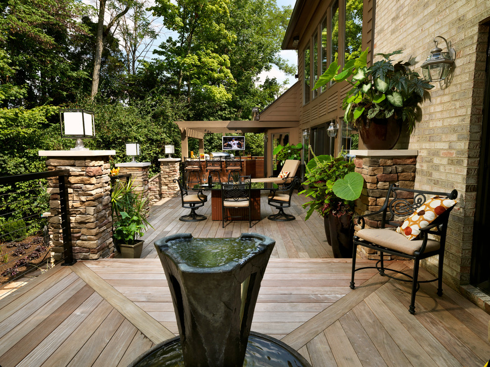 Outdoor Entertaining: Quick Garden Makeover Tips to Wow ... on Houzz Backyard Patios id=86808