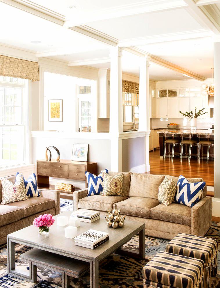 jill-litner-kaplan-interiors-open-concept-layour-ikad-rug-sofa-velvet-gray-lucite-bar-chairs-better-decorating-bible-blog