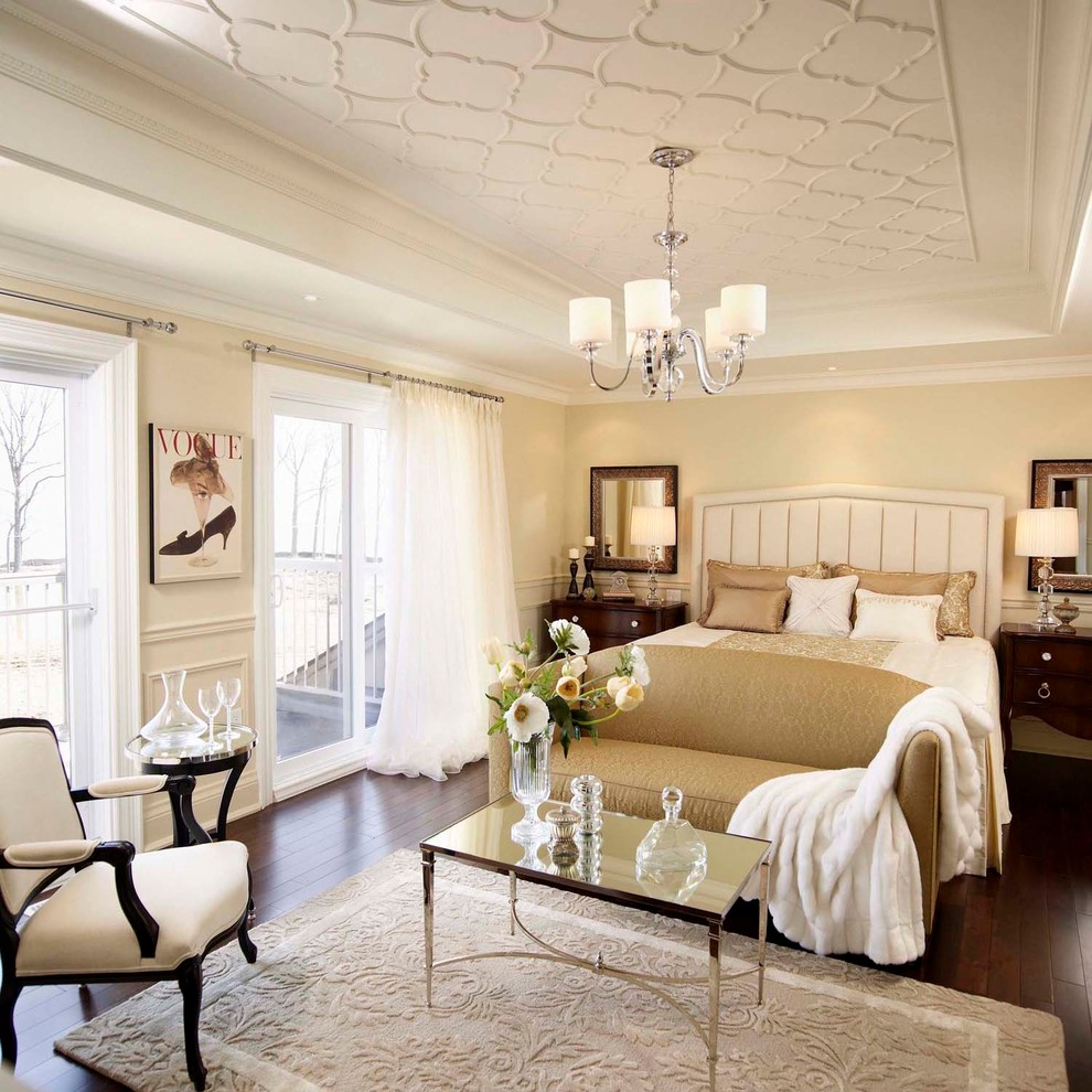 Modern decorbetterdecoratingbible for Master bedroom ceiling designs