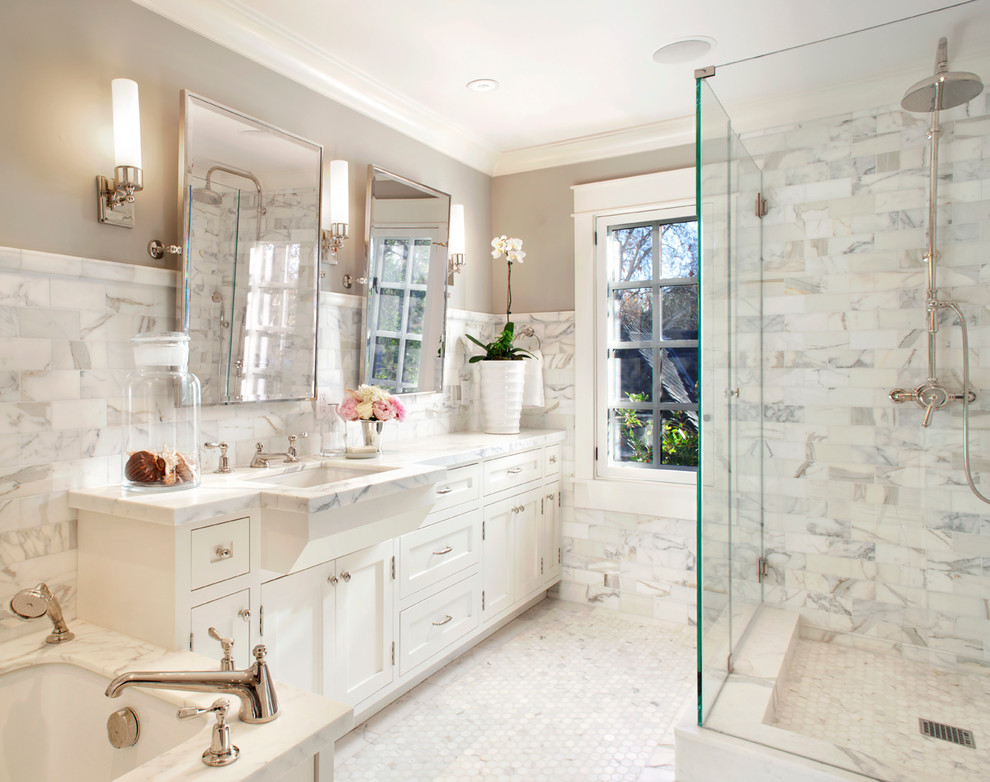 Beautiful Master Bathroom Ideas: DIY Diva: Save Money And Install Your Own Tiles