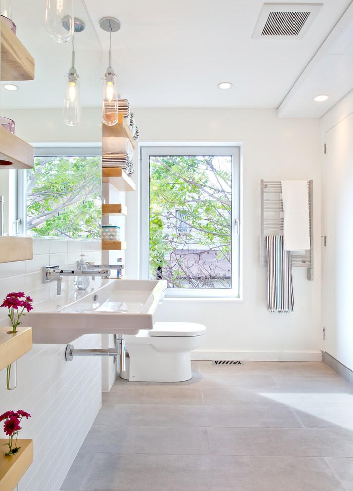 white washroom compact toilet easy updgrade towel heather chrome better decorating bible blog ideas modern-bathroom