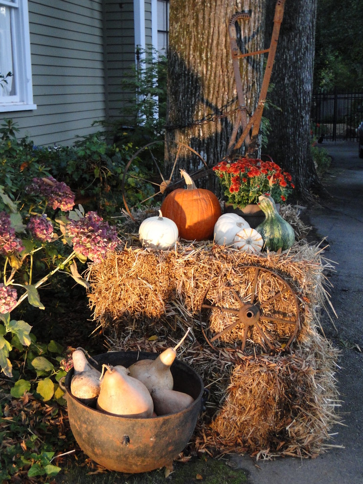 halloweenoutdoor decor how to ideas eclectic-spaces