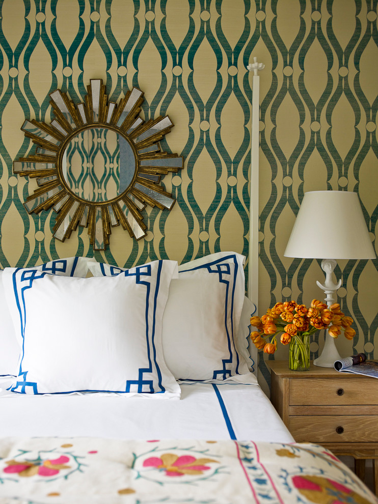hillary thomas eclectic-bedroom