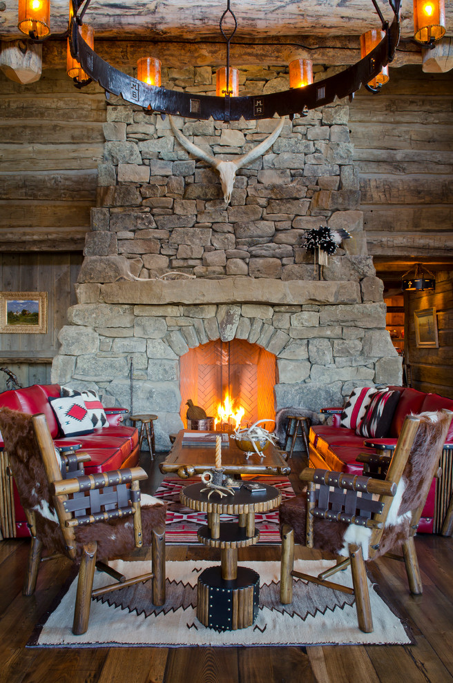 western fireplace wallpaper - photo #25