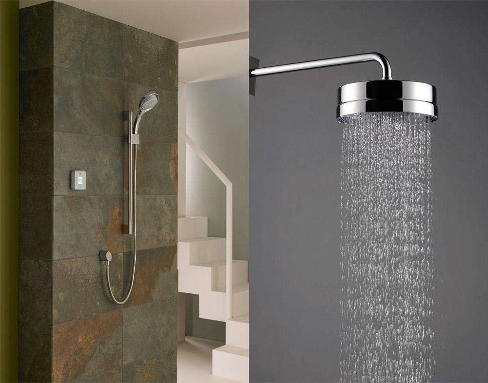 shower head hardware