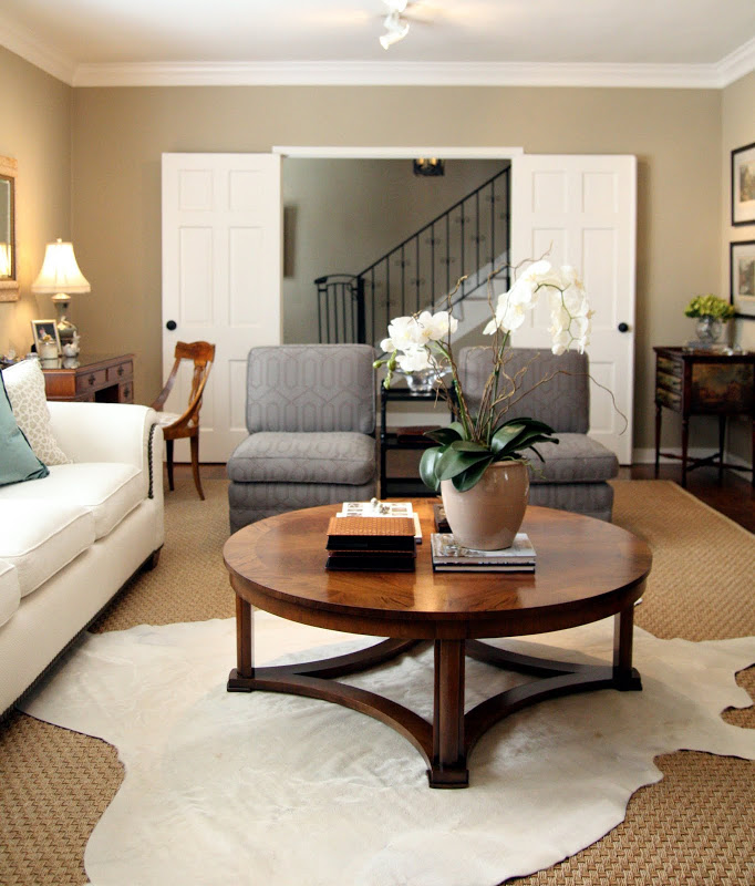 5 easy tips for a budget friendly home renovation Taupe room ideas